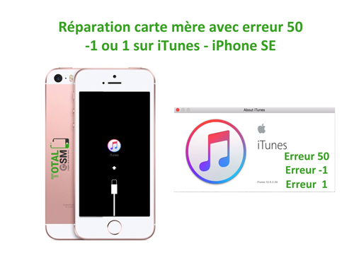iPhone-SE-reparation-probleme-erreur-50--1-1-sur-itunes