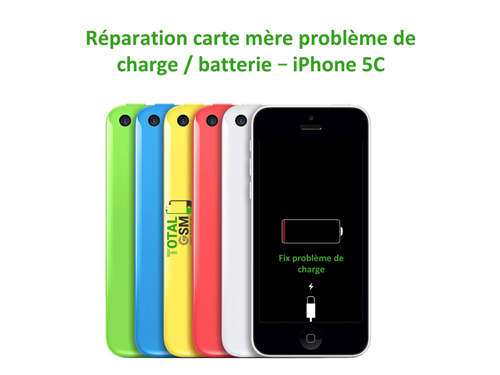 iPhone-5c-probleme-de-batterie-charge