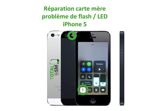 iPhone-5-reparation-probleme-de-flash-LED