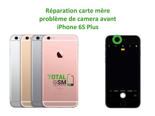 iPhone-6s-Plus-probleme-de-camera-avant