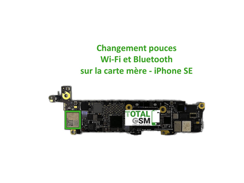 iPhone-SE-reparation-probleme-de-WIFI-Bluetooth