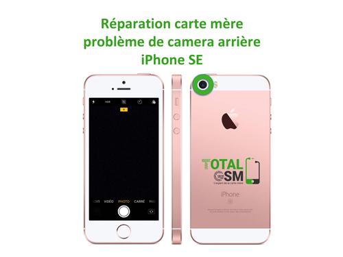 iPhone-SE-reparation-probleme-de-camera-arriere