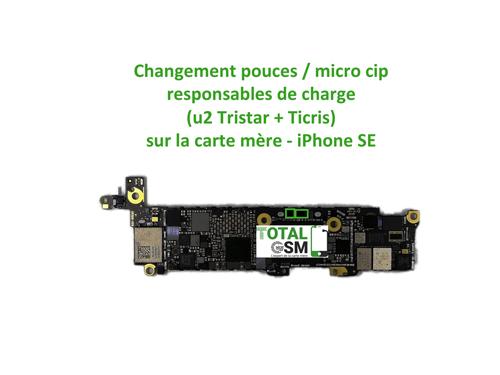 iPhone-SE-reparation-probleme-de-charge-U2-Tristar-ticris