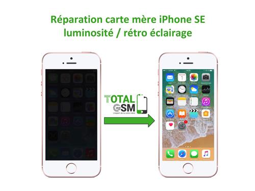 iPhone-SE-reparation-probleme-de-retro-eclairage