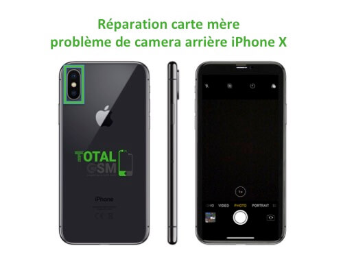 Probleme Carte Mere Iphone