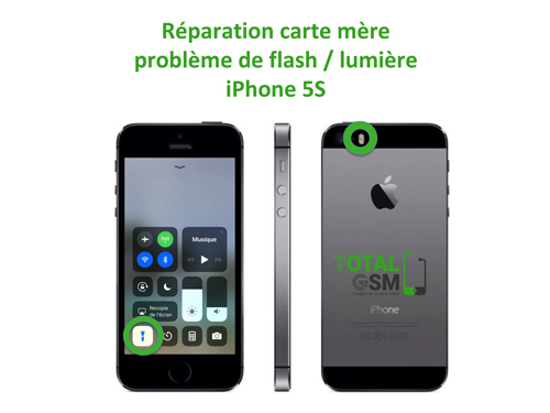iPhone-5S-probleme-de-flash