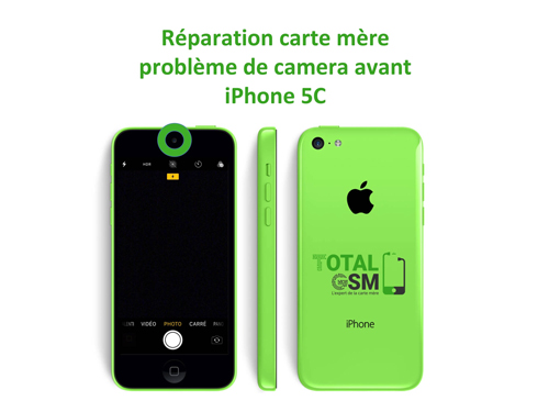 iPhone-5c-probleme-de-camera-avant