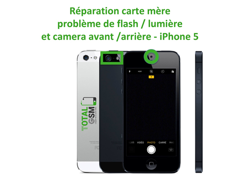 iPhone-5-reparation-probleme-de-flash-camera-avant-arriere