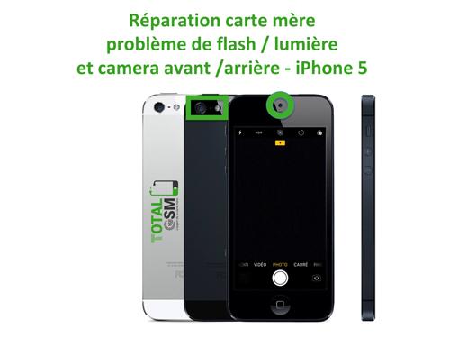 iPhone-5-reparation-probleme-de-flash-camera-avant-arriere