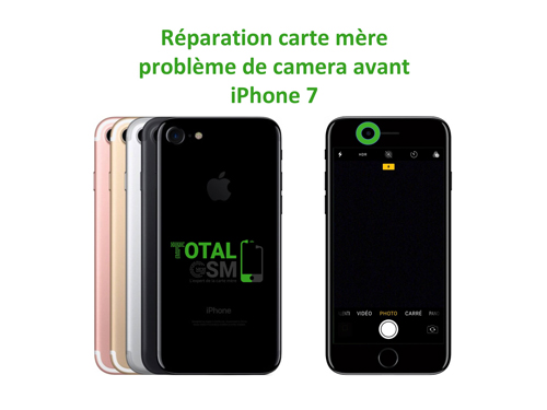 iPhone-7-reparation-probleme-de-camera-avant