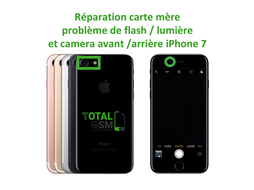 iPhone-7-reparation-probleme-de-flash-camera-avant-arriere