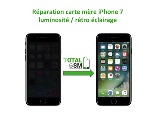 iPhone-7-reparation-probleme-de-retro-eclairage