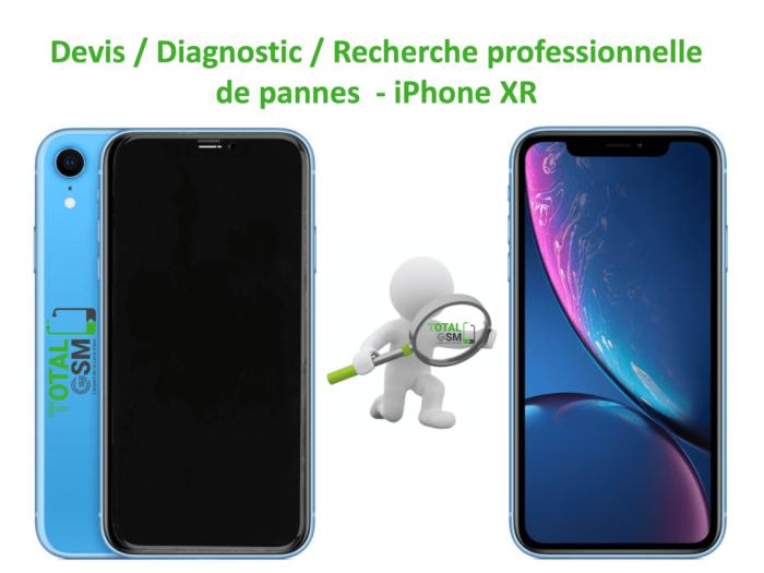 DEVIS IPHONE XR