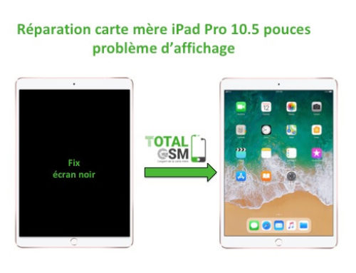 TotalGsm réparations iphone et ipad