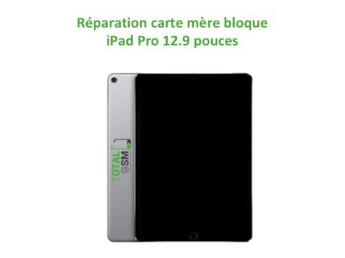 iPad Pro 12.9 bloque