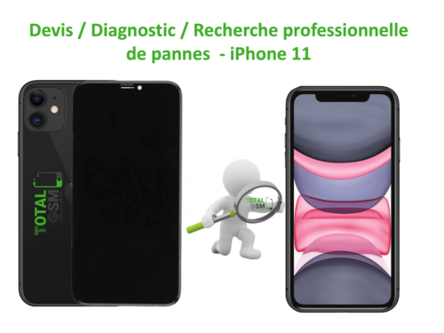 iPhone 11 DEVIS