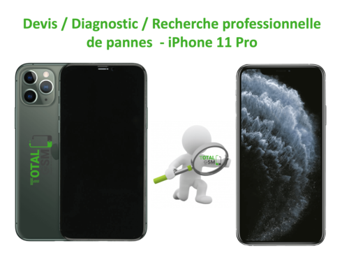 iPhone 11 pro DEVIS