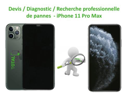 iPhone 11 pro max DEVIS