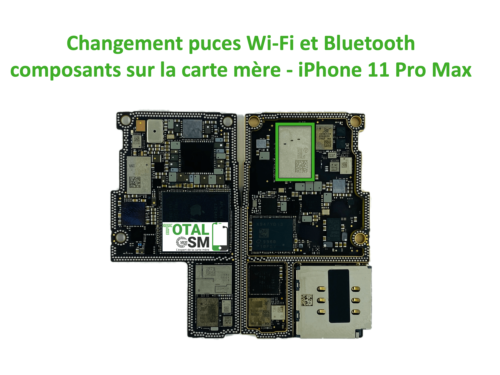iPhone-11-pro-max-reparation-probleme-de-WIFI-Bluetooth