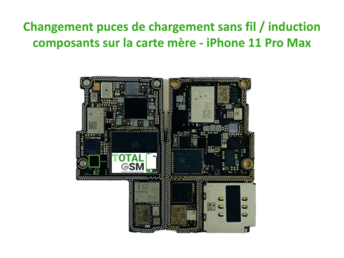 iPhone-11-pro-max-reparation-probleme-de-charge-induction