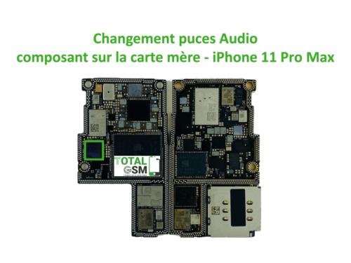 iPhone-11-pro-max-reparation-probleme-de-pouce-audio