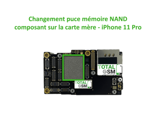 iPhone-11-pro-reparation-probleme-de-MEMOIRE