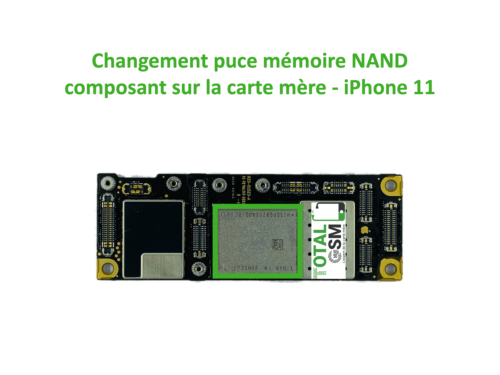 iPhone-11-reparation-probleme-de-MEMOIRE