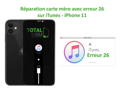 iPhone-11-reparation-probleme-erreur-26-sur-itunes