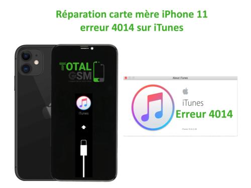 iPhone-11-reparation-probleme-erreur-4014-sur-itunes