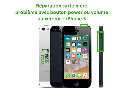 iPhone-5-reparation-probleme-de-bouton-home-volume