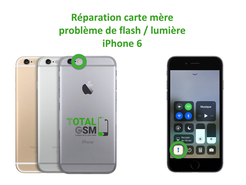iPhone-6-probleme-de-flash