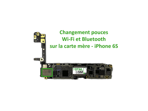 iPhone-6s-reparation-probleme-de-WIFI-Bluetooth