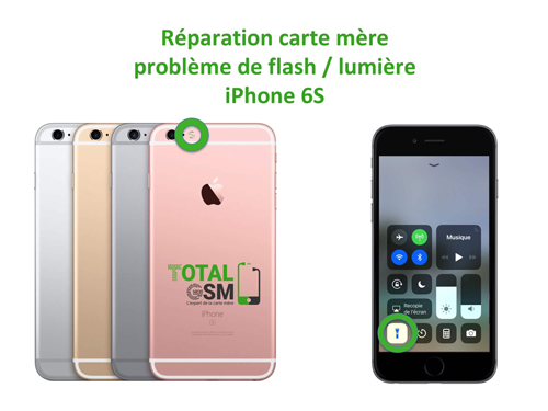 iPhone-6s-reparation-probleme-de--flash