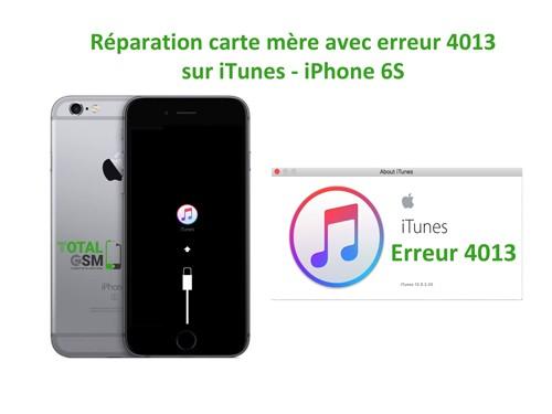 iPhone-6s-reparation-probleme-erreur-4013-sur-itunes