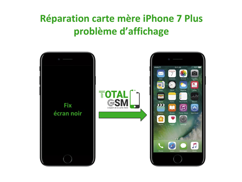 iPhone-7-Plus-reparation-probleme-de-affichage