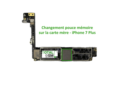 iPhone-7-Plus-reparation-probleme-de-memoire