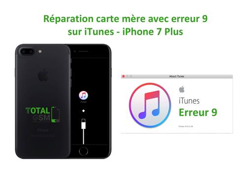 iPhone-7-Plus-reparation-probleme-erreur-9-sur-itunes