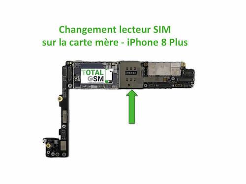 iPhone-8-Plus-changement-lecteur-SIM