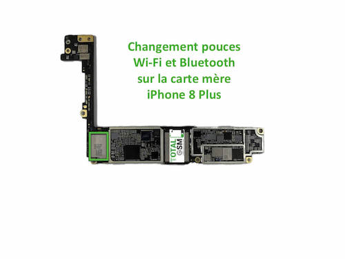iPhone-8-Plus-reparation-probleme-de-WIFI-Bluetooth