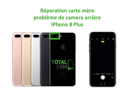 iPhone-8-Plus-reparation-probleme-de-camera-arriere