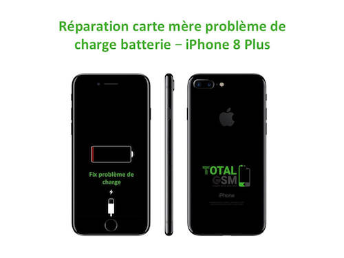 iPhone-8-Plus-reparation-probleme-de-charge-batterie