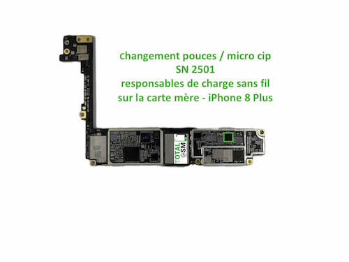 iPhone-8-Plus-reparation-probleme-de-charge-sans-fil