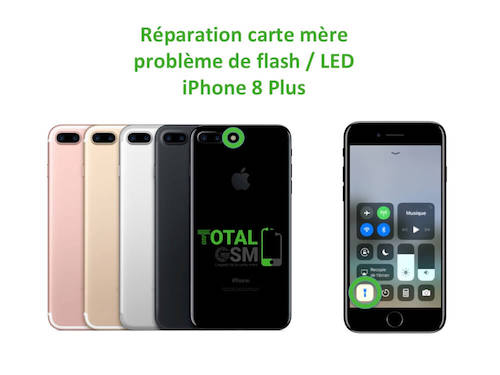 iPhone-8-Plus-reparation-probleme-de-flash