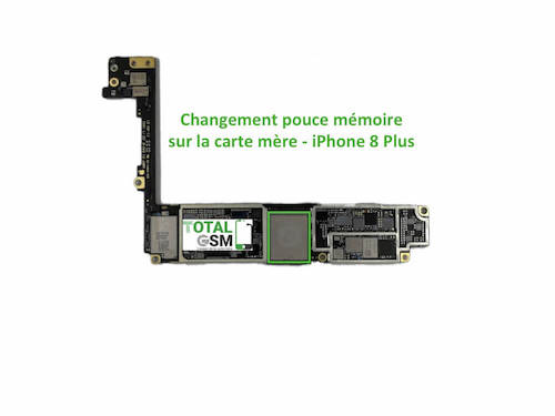 iPhone-8-Plus-reparation-probleme-de-memoire