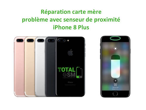 iPhone-8-Plus-reparation-probleme-de-senseur-proximite