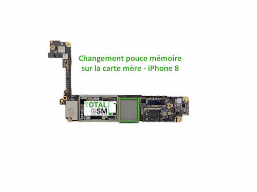iPhone-8-reparation-probleme-de-memoire