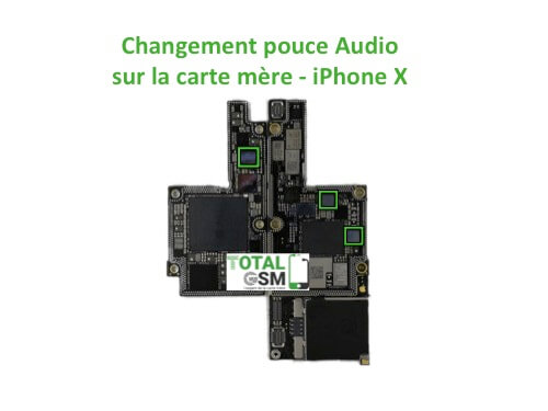 iPhone-X-reparation-probleme-de-pouce-audio