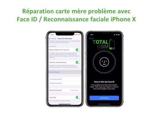 iPhone-X-reparation-probleme-de-senseur-de-face-id-reconnaissance-faciale