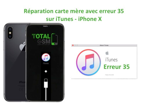 iPhone-X-reparation-probleme-erreur-35-sur-itunes