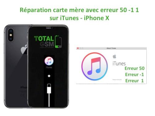 iPhone-X-reparation-probleme-erreur-50--1-1-sur-itunes